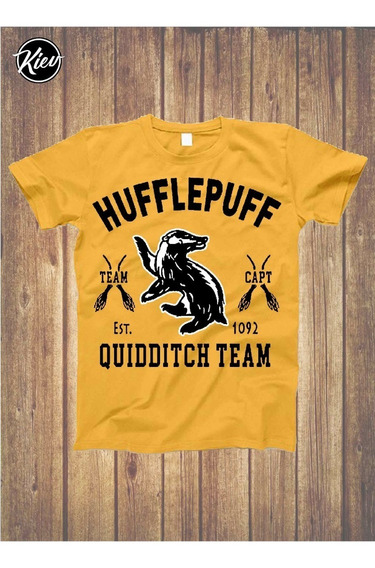 Remeras Harry Potter Quidditch Team