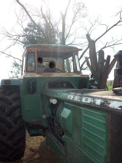 Tractor Deutz A 144 Modelo 1975
