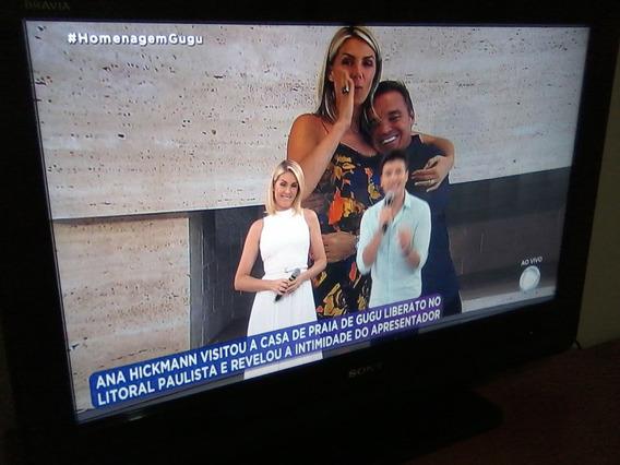 Tv Lcd Sony Bravia 32 Pol. Klv-32m400a - Semi-novo