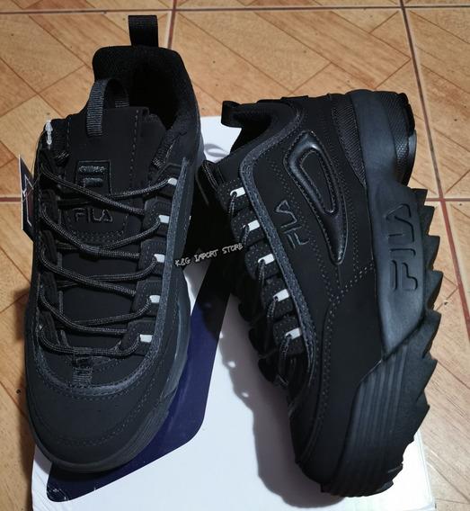 Zapatillas Originales Fila Disruptor 2 Stock Talla 39