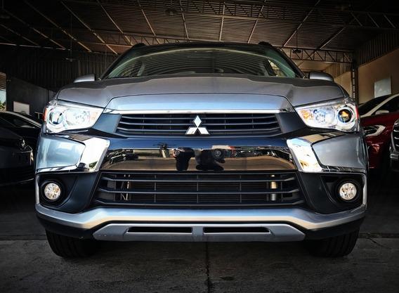 Mitsubishi Asx 2.0 4wd Cvt 5p. Prata 2017/18