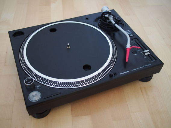 Toca Discos Pioneer Plx 1000 Na Caixa
