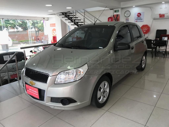 Chevrolet Aveo Emotion Gt 1.6 Mt, 5p 2012, Financio 100%