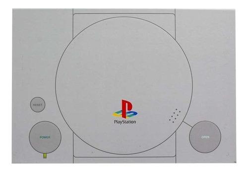 Libreta Playstation