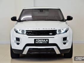 Land Rover Range Evoque Cabrio Dynamic 2015 Branca Gasolina