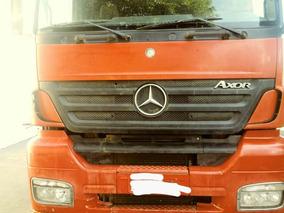 Mercedes Benz 20.35 4x2 Ano 2006 !! Caminhão Filé