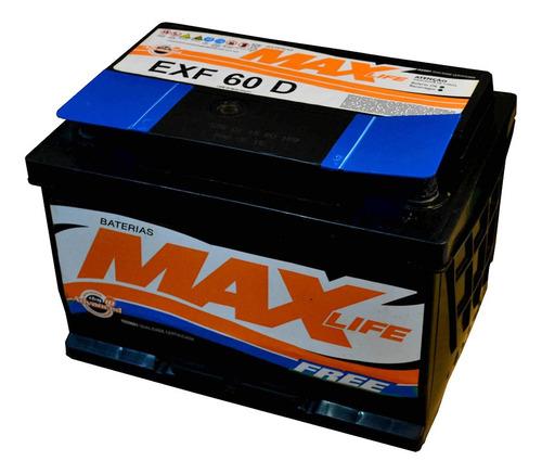 Bateria Max Chevrolet Celta C/a 60/100 24x17x17 Der