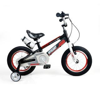 Bicicleta Infantil Royal Baby Space Rodado 14 Unisex