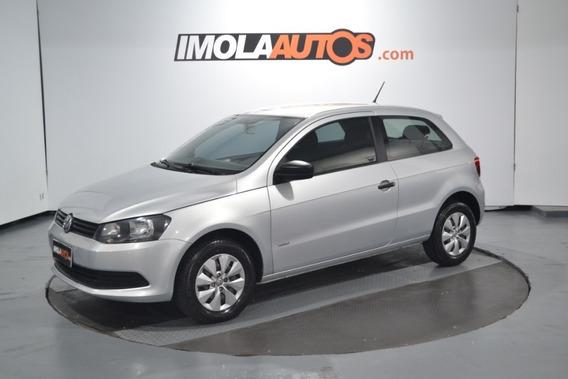 Volkswagen Gol Trend 1.6 Pack Ii 3p M/t 2014 -imolaautos