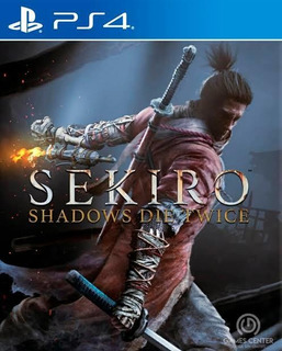 Sekiro Shadows Die Twice Ps4 Nuevo Sellado Fisico