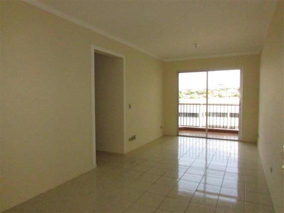 Ed. Marques - Apartamento Com 2 Dormitórios Para Alugar, 56 M² Por R$ 650,00/mês - Vila Rezende - Piracicaba/sp - Ap0476
