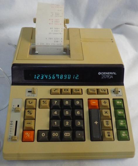 Calculadora General 2117pda - Funcionando