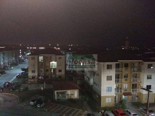 Imagem 1 de 6 de Apartamento Com 2 Dormitórios À Venda, 44 M² Por R$ 160.000 - Tarumã - Manaus/am - Ap3099