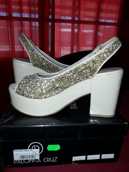 Zapatos Para Fiestas!!! Paloma Herrera.