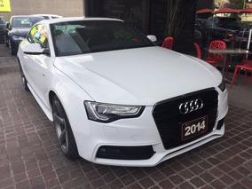 Audi A5 2.0 T Trendy Plus Multitronic 2014 Blanco