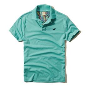 Camisa Polo Hollister Hobson