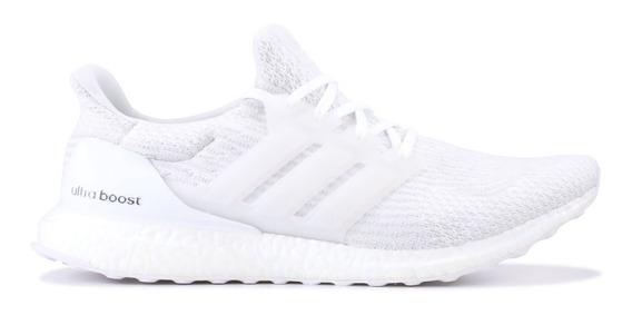 Tênis Corrida adidas Ultra Boost 3.0 Branco Triple White