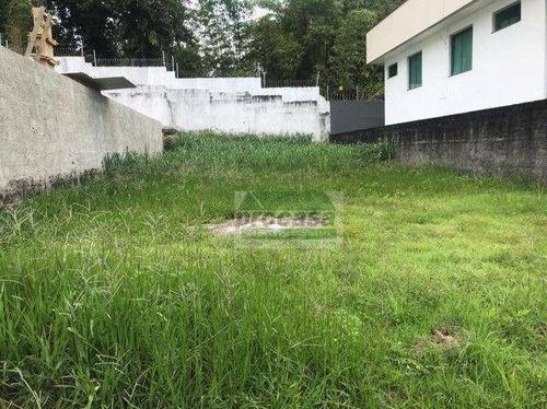 Imagem 1 de 3 de Terreno Em Condomínio Fechado À Venda, 250 M² Por R$ 250.000 - Aleixo - Manaus/am - Te0810