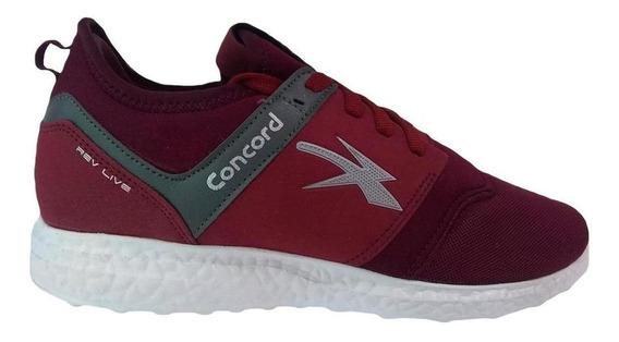 Tenis Running Concord R082uv Envío Gratis Full