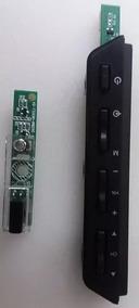 Sensor Remoto + Teclado Tv Semp Toshiba Le3264(a)w