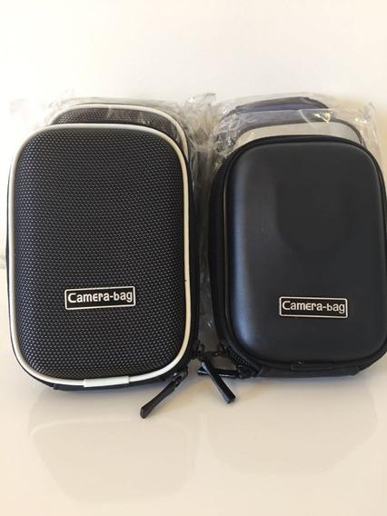 Kit 05 Capas Case Para Camera Cores Diversas