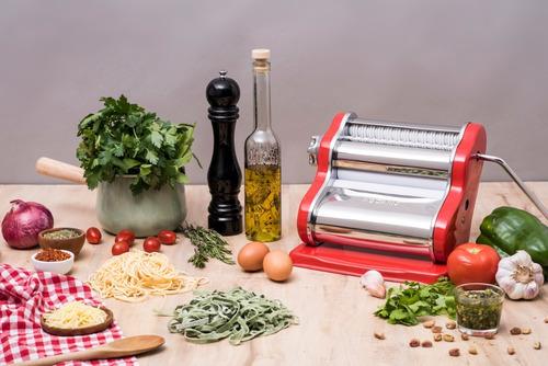 Máquina Fábrica De Pasta Pastanova/ Pastahogar Familiar