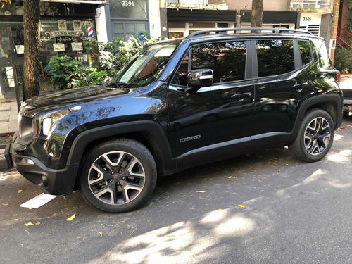 Jeep Renegade 1.8 Longitude At6 2019