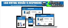 Loja Virtual Completa Com Sistema De Afiliados V15 2019