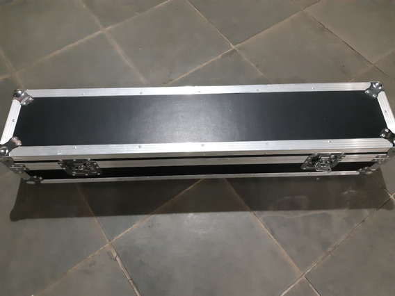 Hard Case Para Moving Bar Led Beam 8 Leds 10w 4-em-1