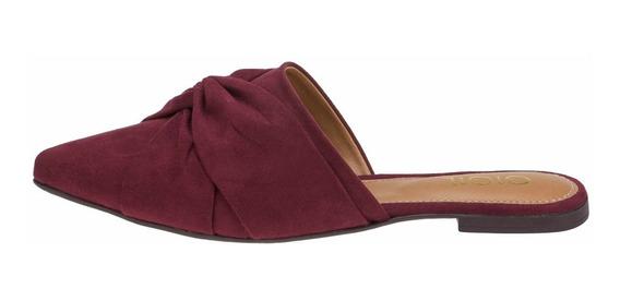 Sapatilha Feminina Mule Sapato Tamanco Sandalia Rasteira G5