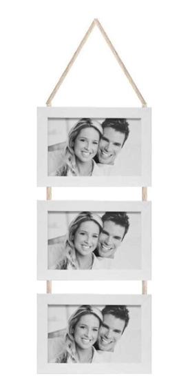 Porta-retrato 10x15 Simple Branco