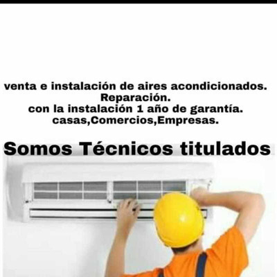 Tecnico En Aire Acondicionado Refrigeración