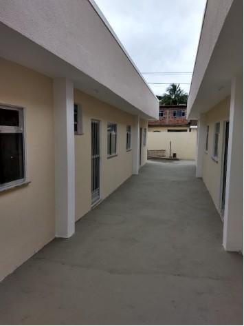 Casa Em Trindade, São Gonçalo/rj De 80m² 1 Quartos À Venda Por R$ 105.000,00 - Ca251242