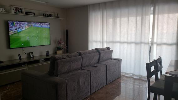 Apartamento 108m2 3 Dorms No Melhor Da Vila Augusta
