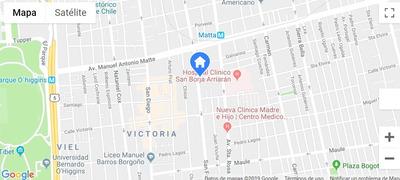 Santiago Centro / San Francisco / Av. Matta