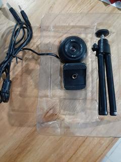 Webcam Con Trpode