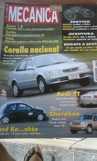 Revista Oficina Mecânica Ano12 N 145