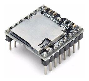 Modulo Mp3 Player Dfplayer Mini P/ Arduino