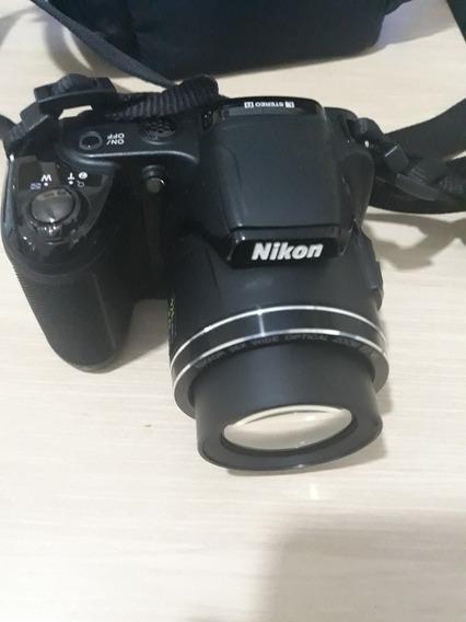 Câmera Nikon L810 Com Carregador
