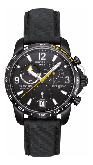 Relógio Certina Ds Podium Gmt C001.639.16.057.01
