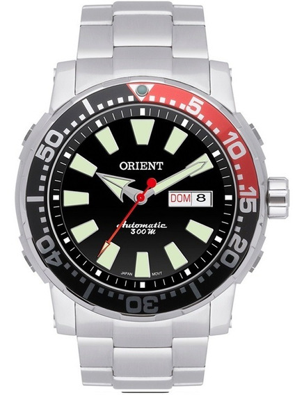 Relógio Orient Automático 469ss039 Pvsx C/ Nf-e