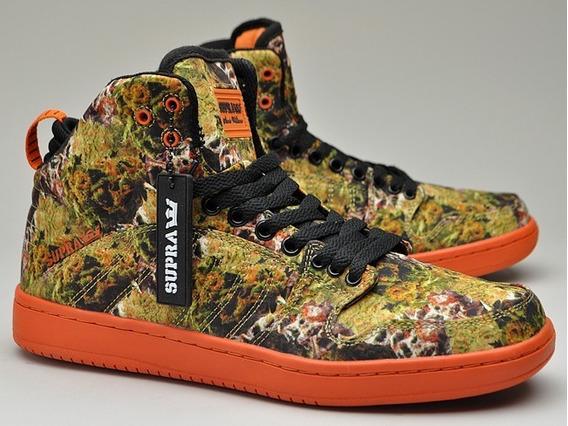 Zapatillas Supra Sw1 De Lil Wayne