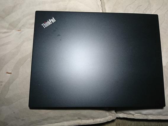 Notebook Lenovo E480 I7-8550u 8gb Ram Ssd 120gb Video 2gb