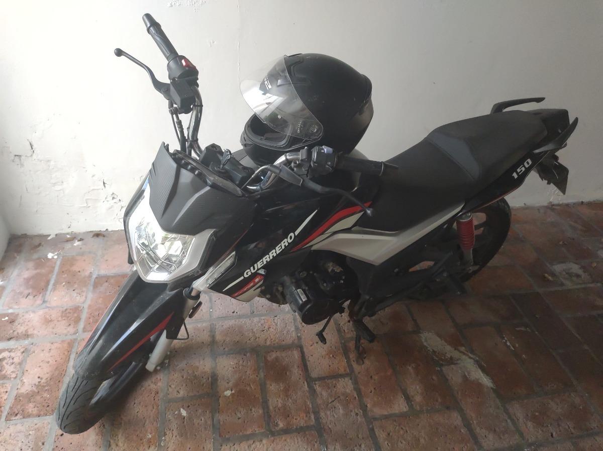 Moto Guerrero Trip 110 Tuning Bikecenter Sh - $ 58.595 en