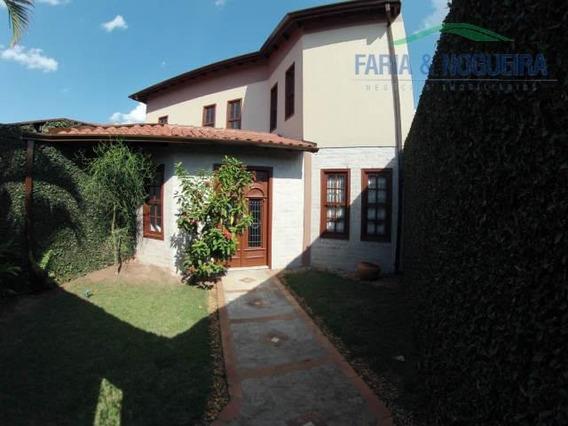 Casa Alto Padrão Com 3 Suítes À Venda, 297 M² Por R$ 1.100.000 - Cidade Jardim - Rio Claro/sp - Ca0056