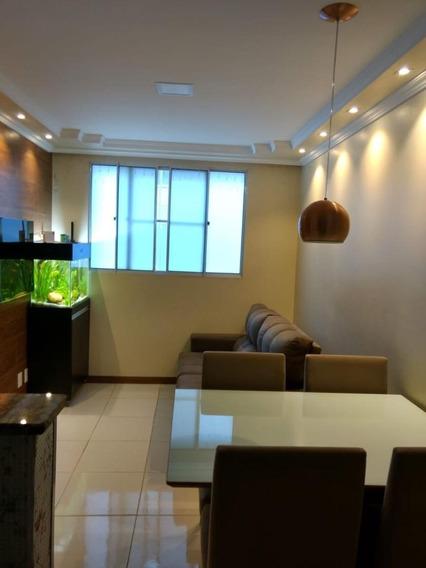 Apartamento Em Terra Vermelha, Vila Velha/es De 54m² 2 Quartos À Venda Por R$ 108.000,00 - Ap333747