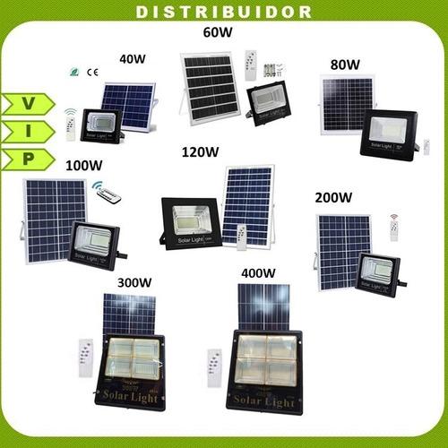 Reflector Led Solar 15/ 20/ 40/ 60/ 100/ 150/ 200/ 300/400w