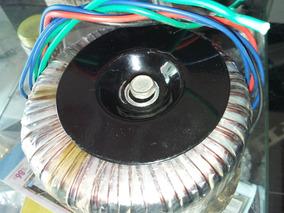 Transformador Toroidal 280w 127/220v - Saída 25/12v 11a
