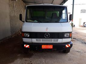 Mercedes-benz Mb 710 Ano 2009 Guincho Plataforma