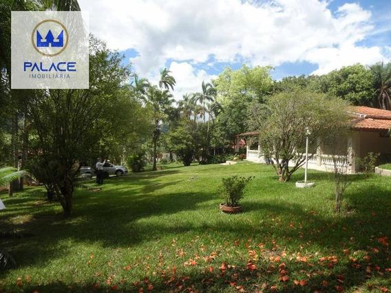 Chácara Com 2 Dormitórios À Venda, 2000 M² Por R$ 480.000,00 - Recanto Nobre - Charqueada/sp - Ch0018